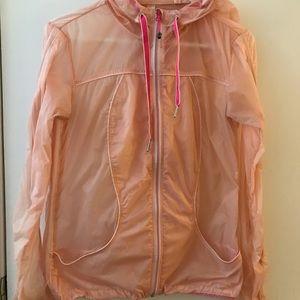 Lululemon Athletica Light Running/Rain Jacket